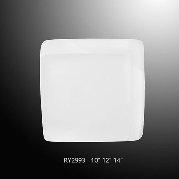 Square Plate-RY2993
