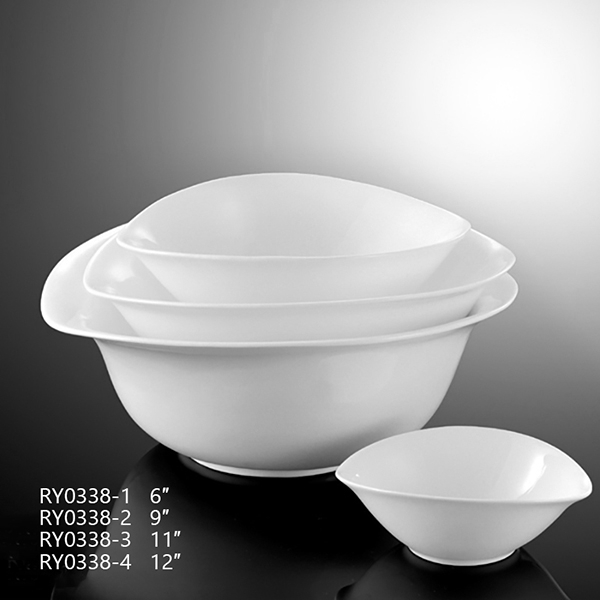 Oval Bowl-RY0338