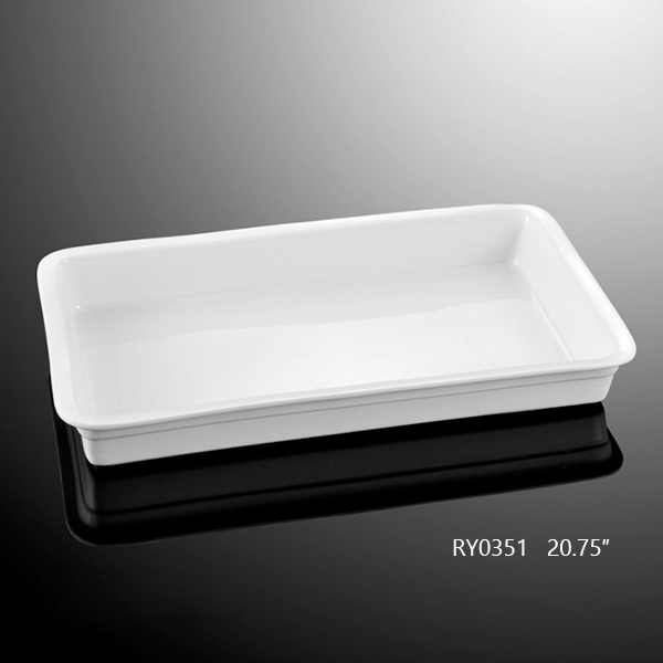 Square Buffet Plate-RY035...