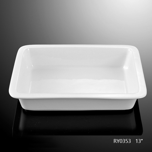 Square Buffet Plate -RY03...