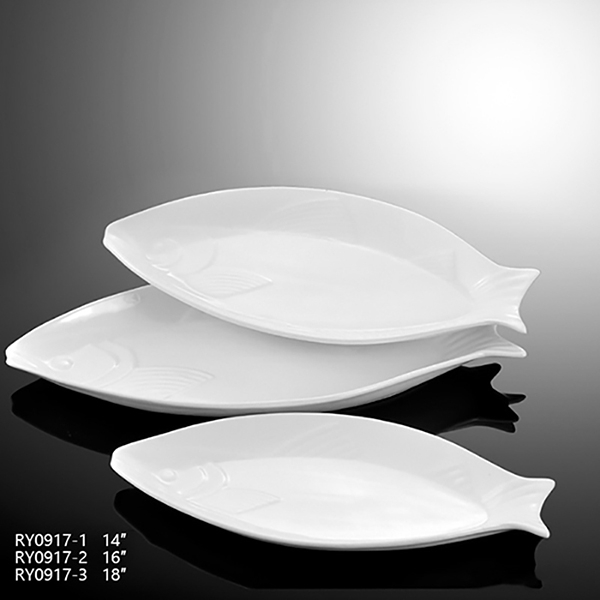 Fish-Shaped Plate-RY0917