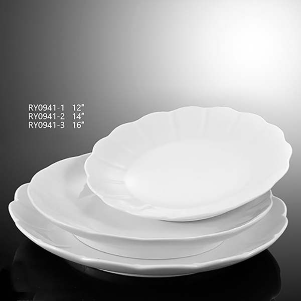 Lotus Leaf Plate-RY0941