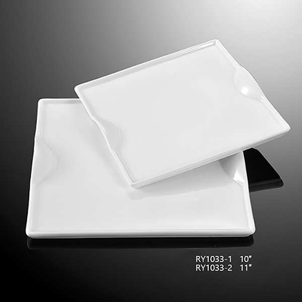 Square Plate-RY1033