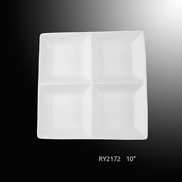 4 In 1 Square Plate-RY2172