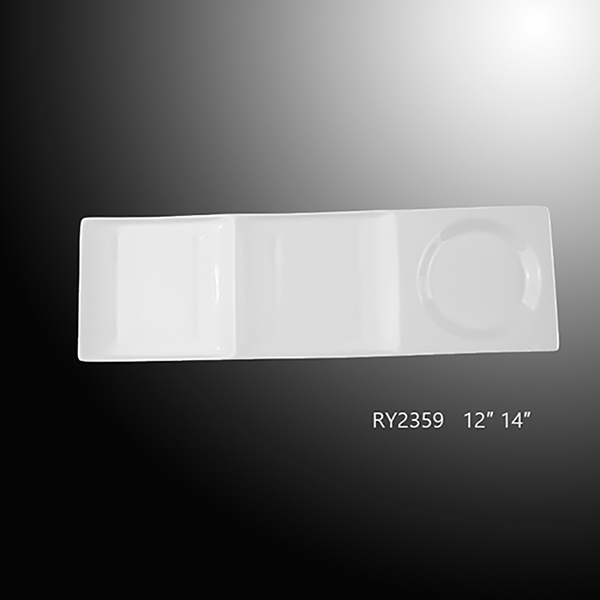 3 In 1 Rectangular Plate-RY...