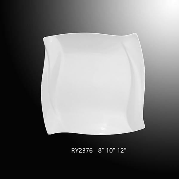 Square Plate-RY2376