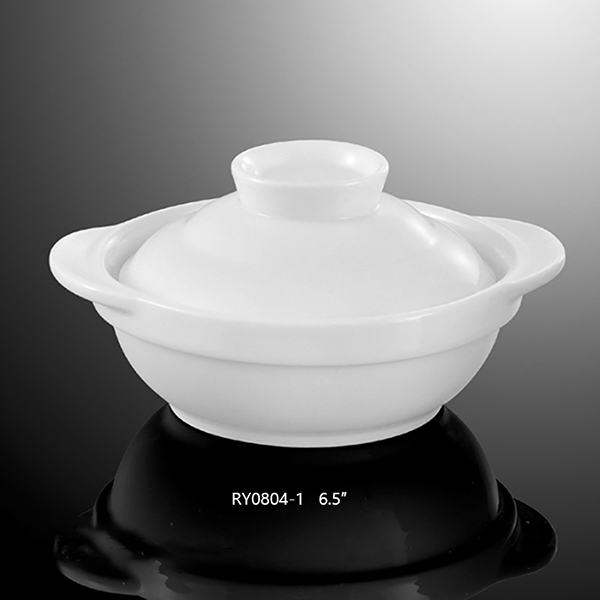 Soup Bowl W/Cover-RY080...