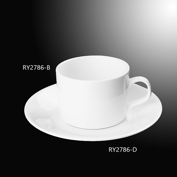 Coffee Cup and saucer-RY27...