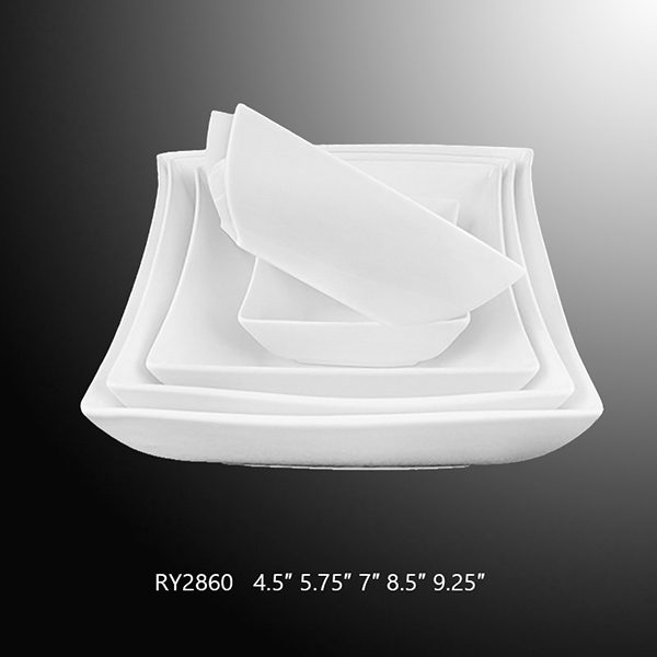 Loin Square Bowl-RY2860