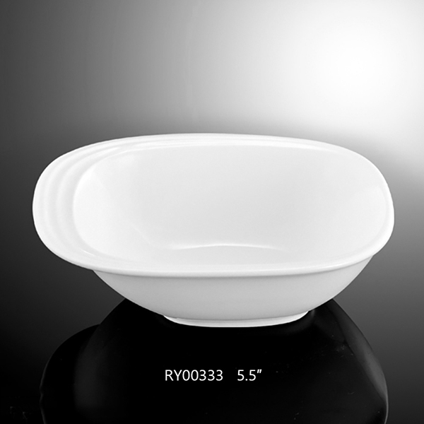 Happy Line Square Bowl-RY0033