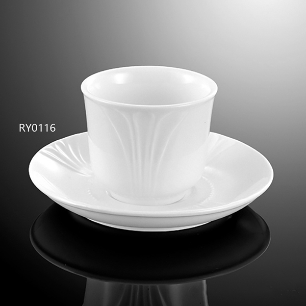 Orchid Vein Tea Cup with ...