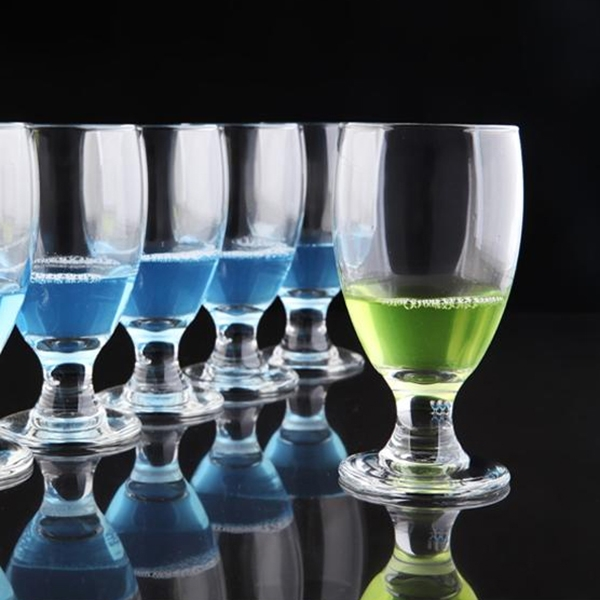 water goblet glass-A0019
