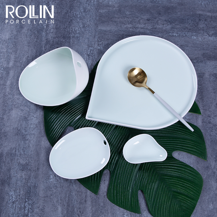 2020 High Quality Color Plates for Hotels and Restaurant